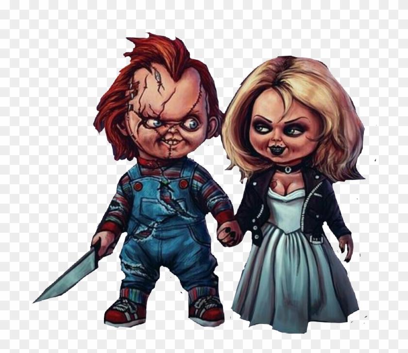 Chucky Sticker.
