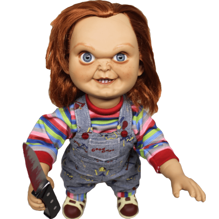 Chucky Looking Up transparent PNG.