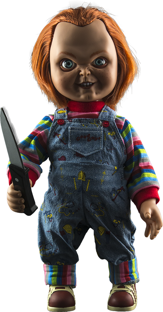 Chucky PNG Images Transparent Free Download.