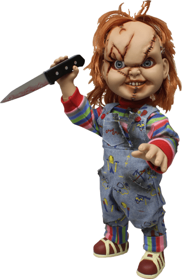 Chucky Doll transparent PNG.
