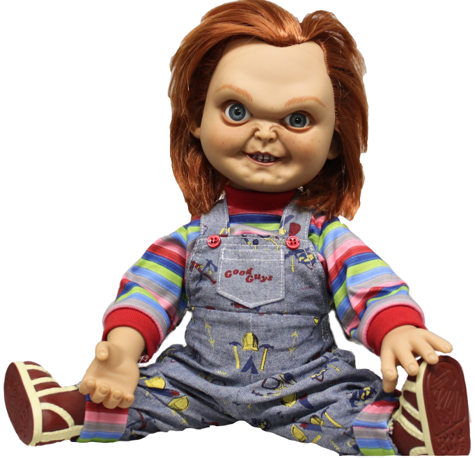 Download Chucky PNG Transparent Image.