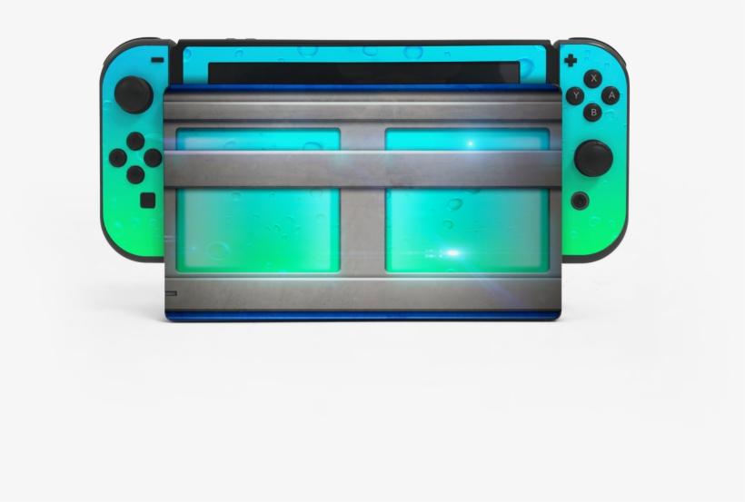 Nintendo Switch Chug Jug Skin Decal Kit.