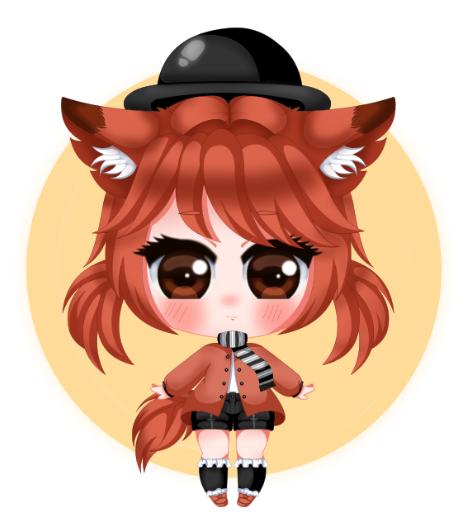Fox Kemonomimi Adoptie (CLOSED) by C.