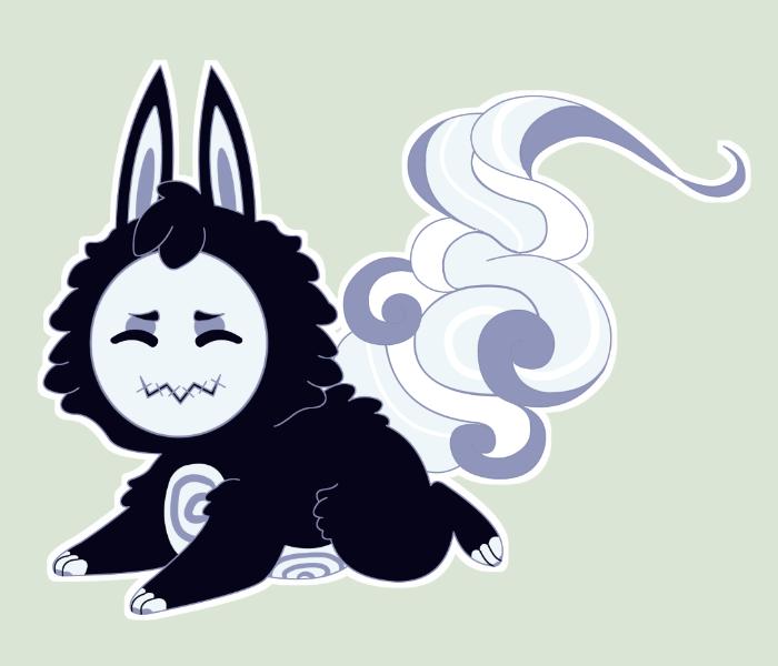 Baby Cloud Puffer: Casper (OPEN ADOPT) by C.