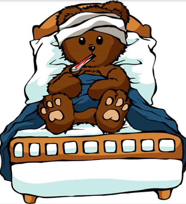 A Sick Infant.