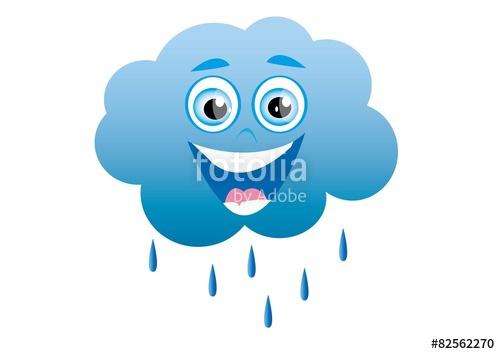 """chmury, deszczowa chmura, deszcz,pogoda"""" Stock image and royalty."""