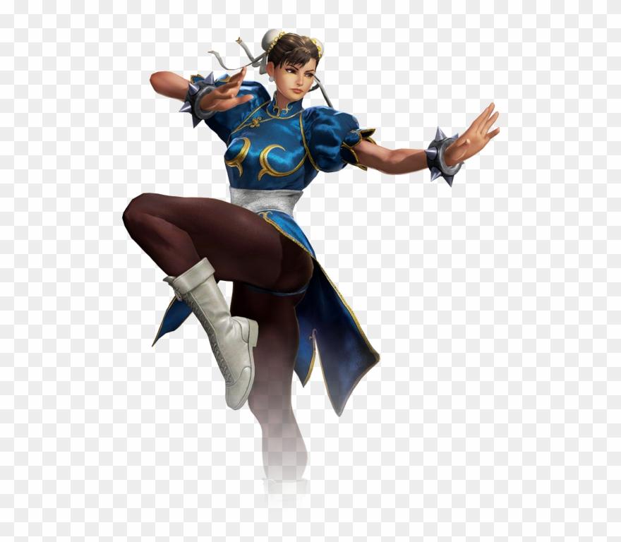Street Fighter Chun Li Png Clipart (#2877523).