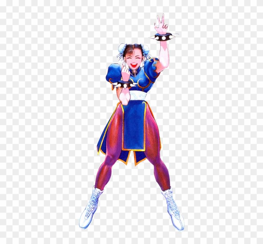 Chun Li Street Fighter Png, Transparent Png.