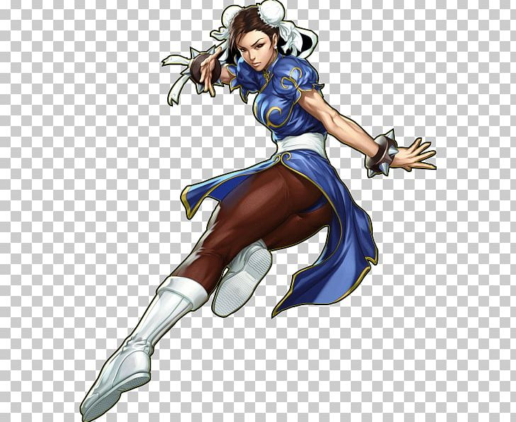 Street Fighter III: 3rd Strike Chun.