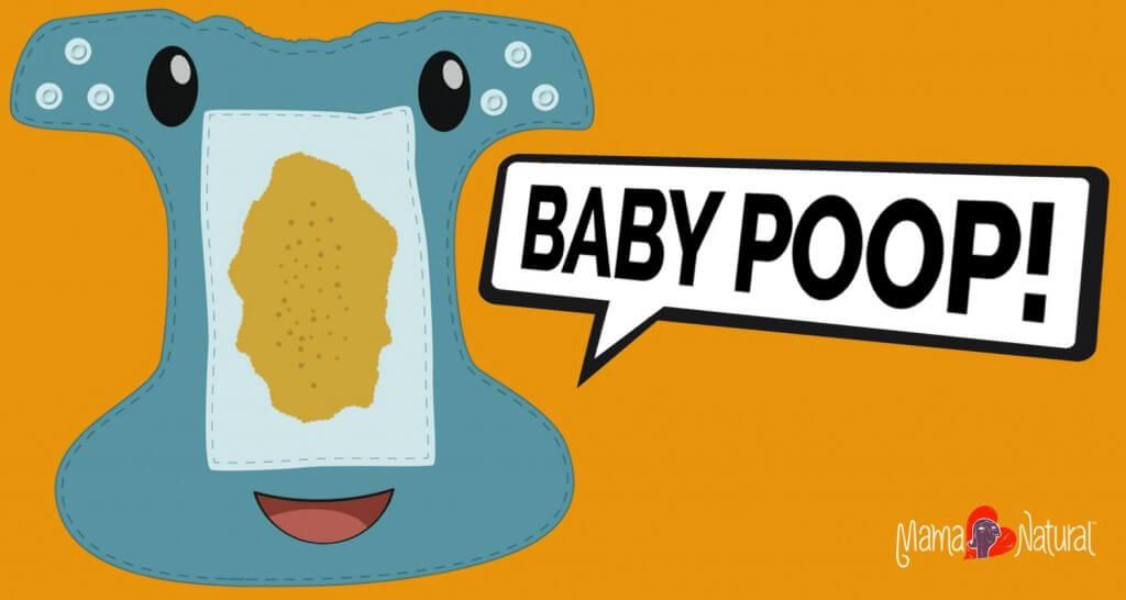 Baby Poop.