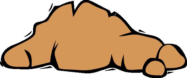 Mound clipart #8