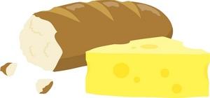 Cheese Clipart Image.