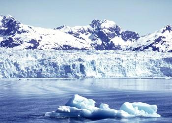Ice glaciers clipart.