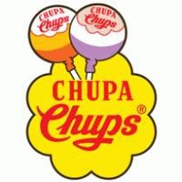 Chupa Chups Font Vector.