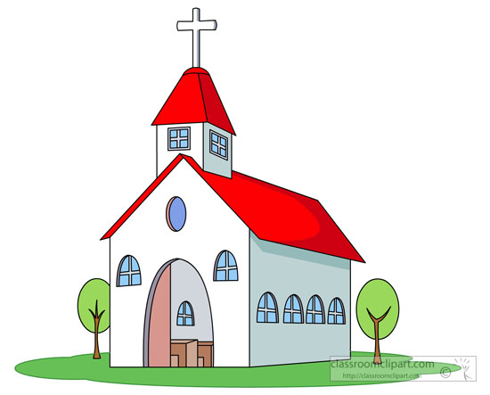 Free Church Clip Art Pictures.