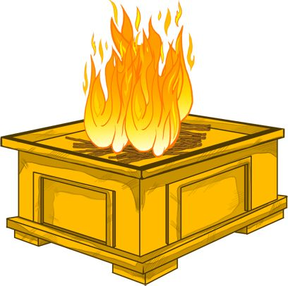 Collection of Altar clipart.