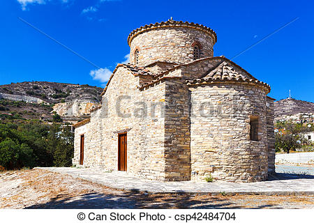 Stock Photography of Saint Michael the Archangel Church..