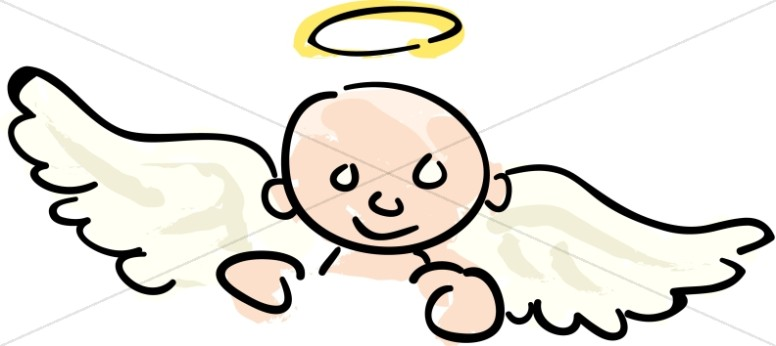 Clipart for Church Angel Pictures.