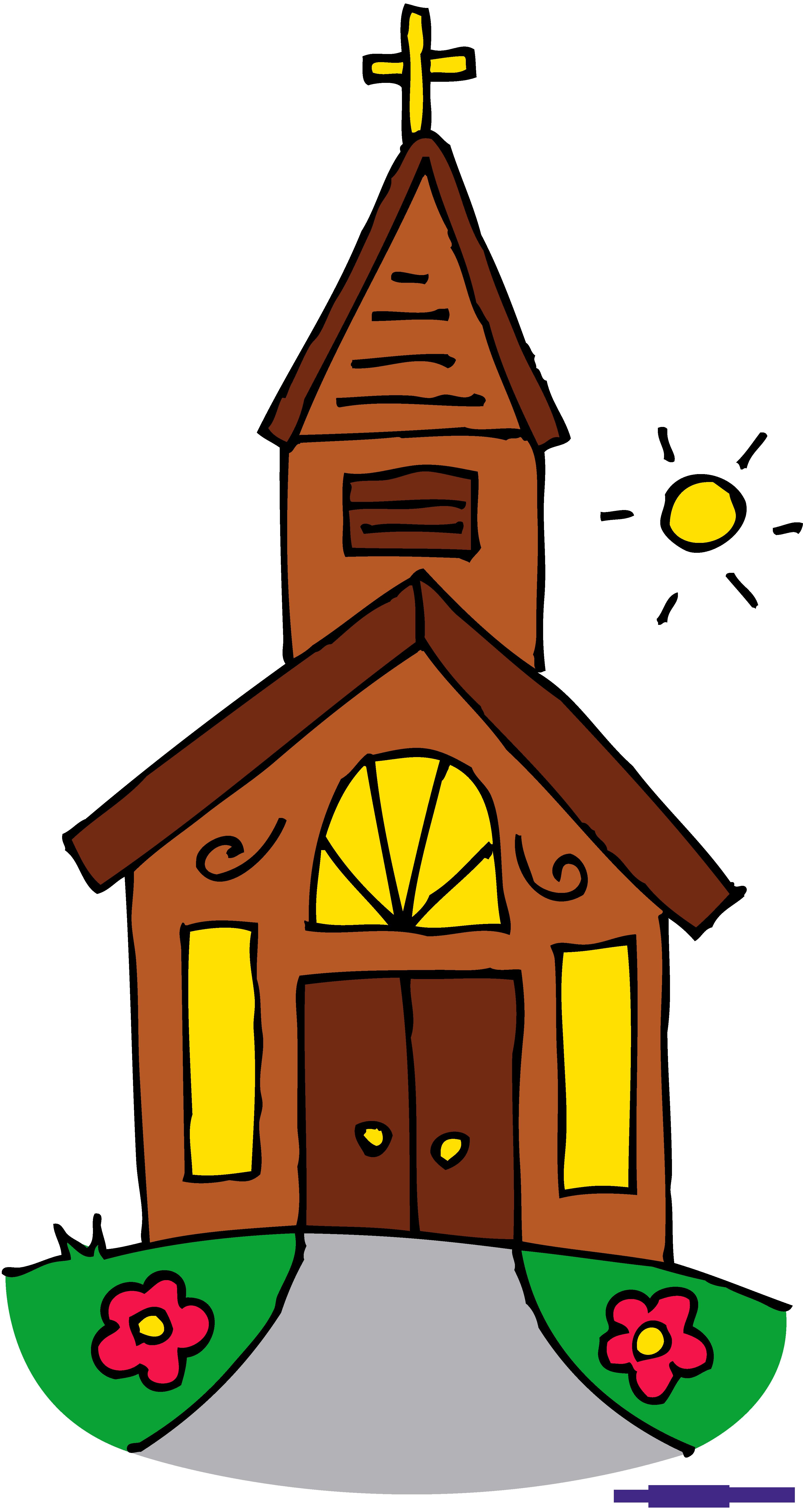 Cute Church Clip Art Clipart.