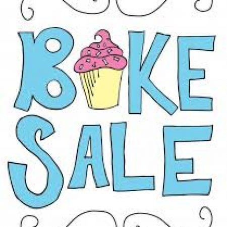 ICF Bake Sale.