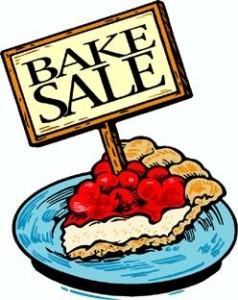 Rummage & Bake Sale.