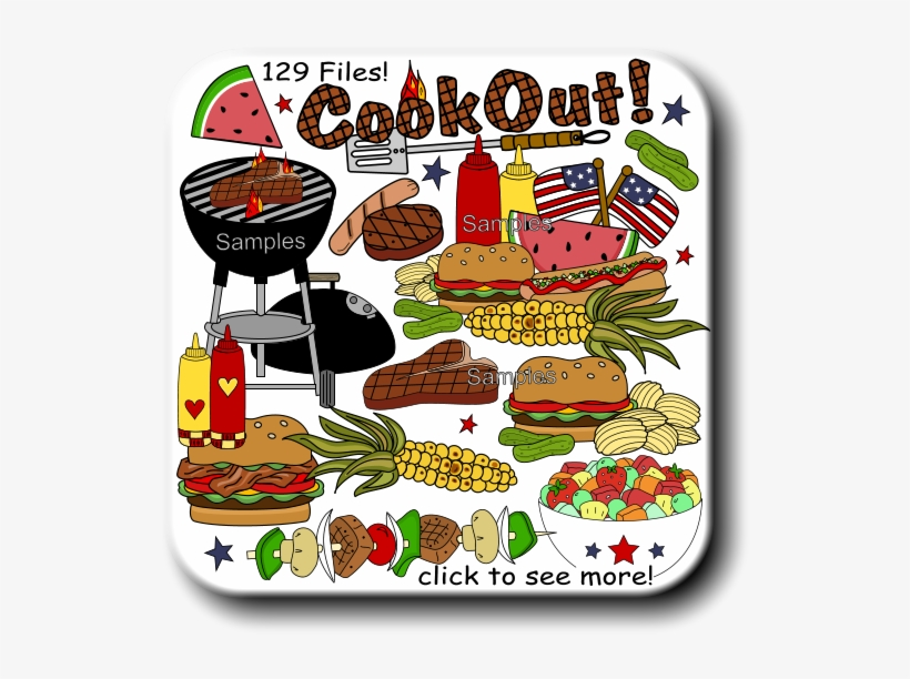 Picture Free Download Church Cookout Clipart.