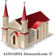 Church Clip Art Illustrations. 19,137 church clipart EPS vector.