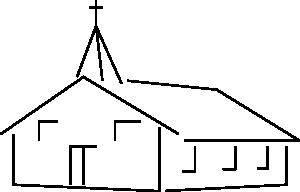 Church Building 01 Clip Art at Clker.com.