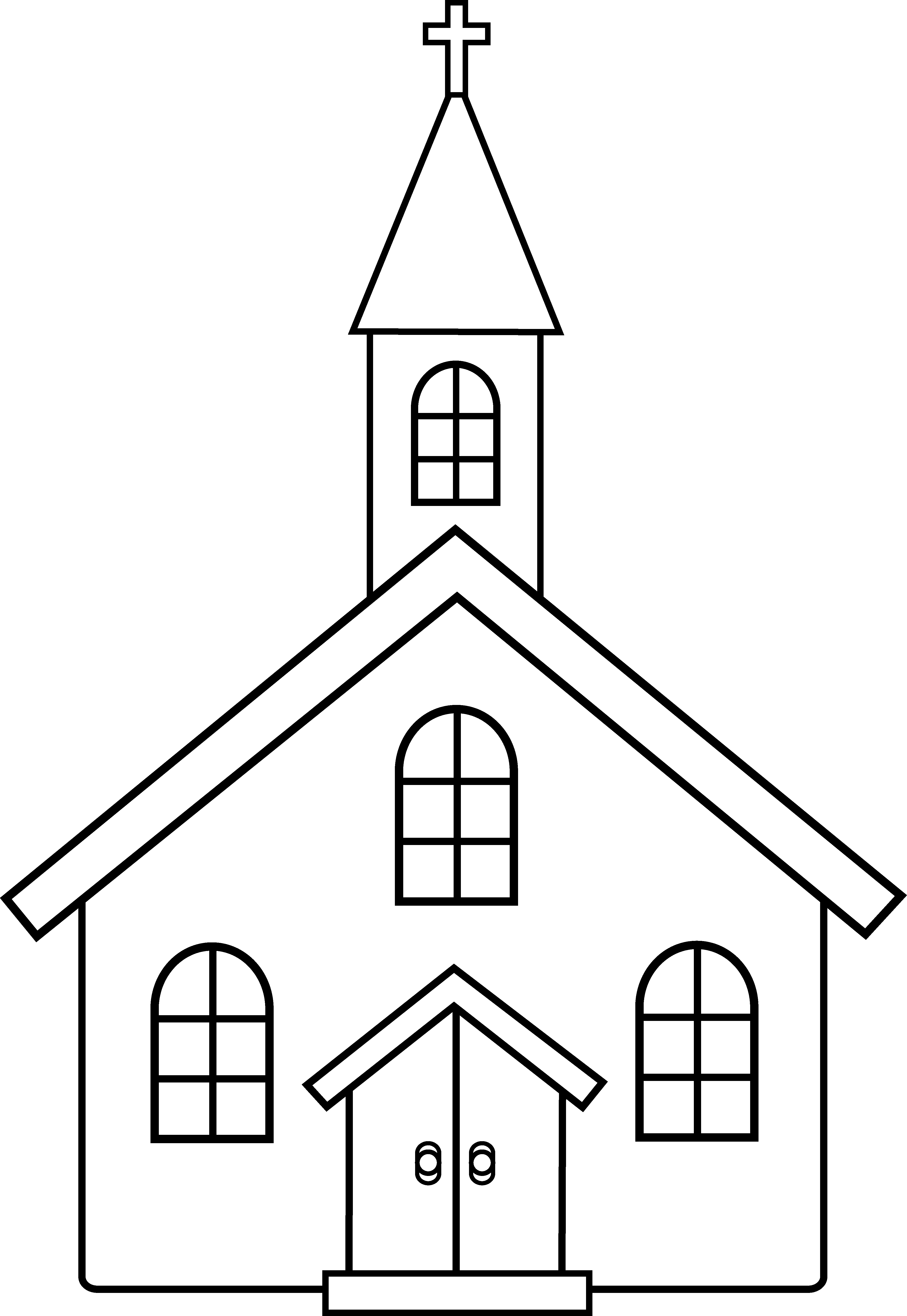 Free Church Building Cliparts, Download Free Clip Art, Free.