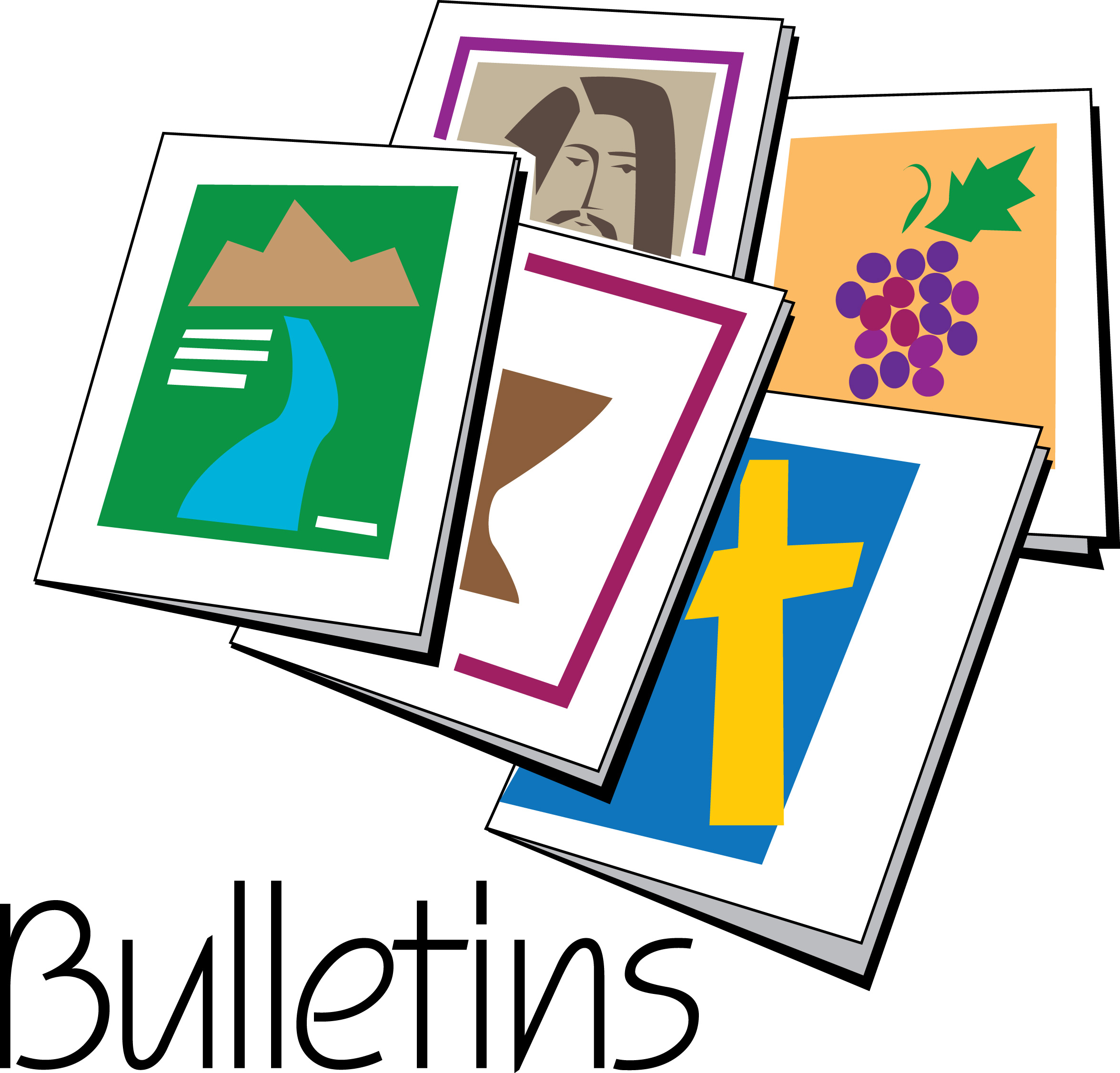 New Member Church Bulletin Clip Art Images free image.