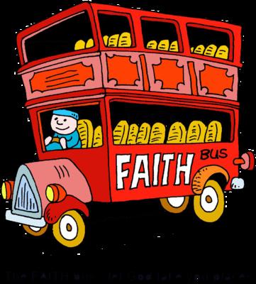 Image: Church Bus.
