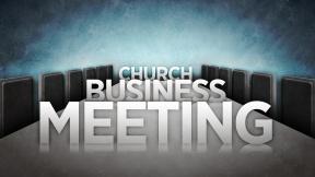 Church Meeting Clipart.