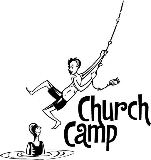 Camp Life Cliparts.
