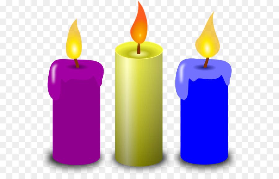 44+ Church Candles Clipart.