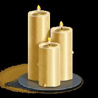 43+ Church Candles Clipart.