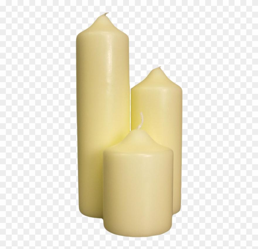 Melting Candle Clipart Catholic Candle.