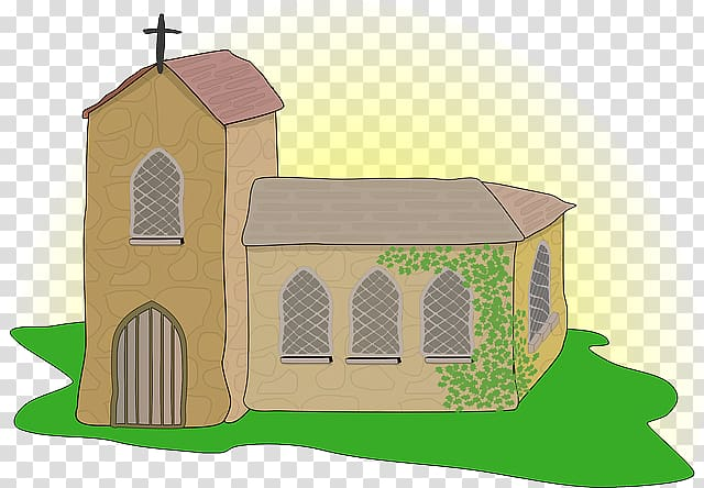 Church Scalable Graphics , Church Cartoon transparent background PNG.
