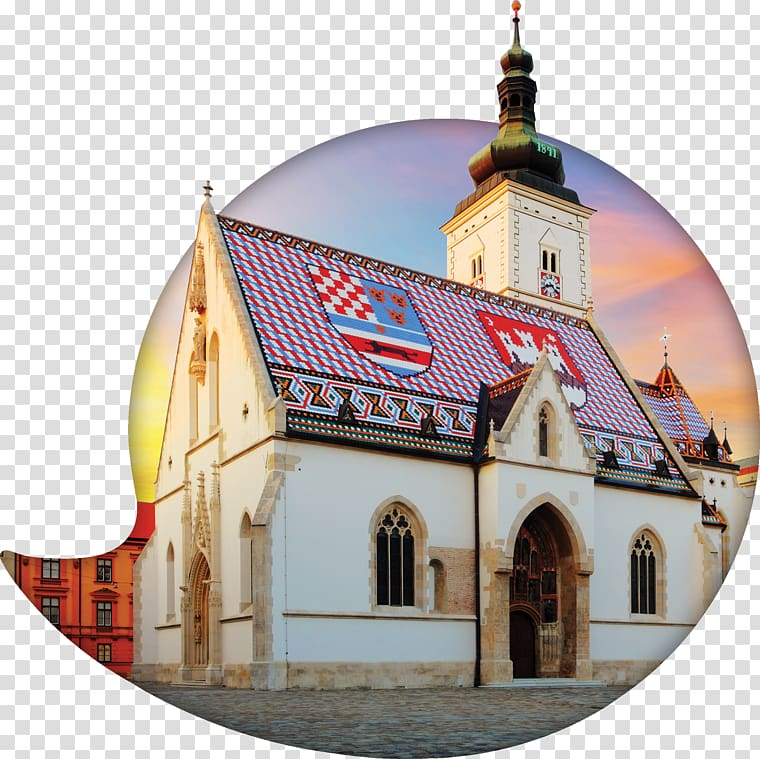 St. Mark\'s Church, Zagreb St. Mark\'s Square Zagreb Cathedral.