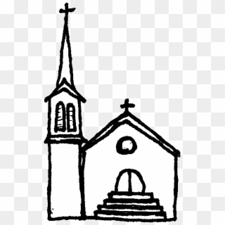Church PNG Transparent For Free Download.