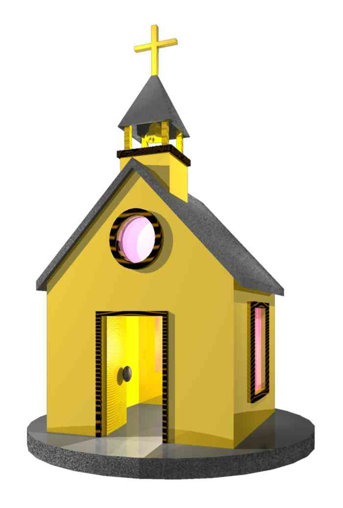 free download image of church clip art clipart. free church.