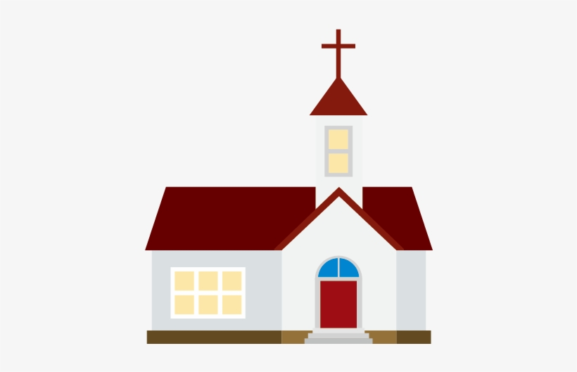 House Cartoon Church Download Hq Png Clipart.