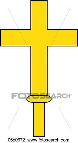 Church Cross Clipart #333983.