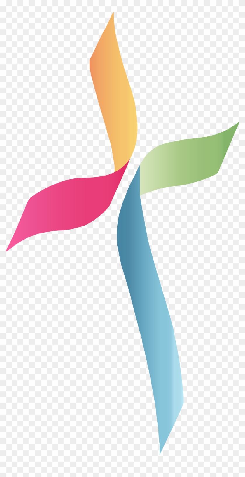 Church Cross Logo Work 2, HD Png Download (#2141972).
