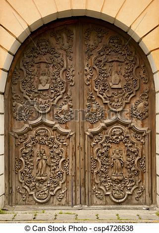 Pictures of Church Door.