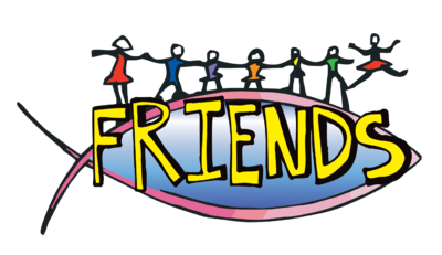 Free clip art children at church family and friends clipart image.