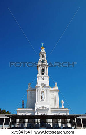 Stock Photography of Fatima, Portugal x75341541.