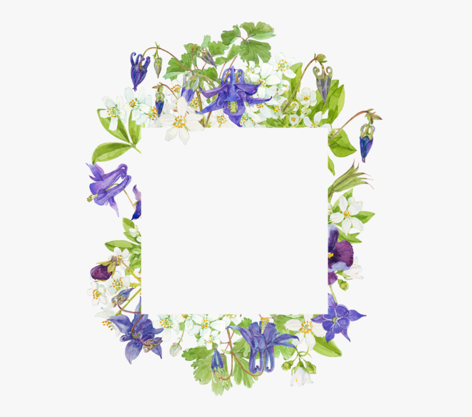 Church Flowers, Borders And Frames, Floral Wreath,.