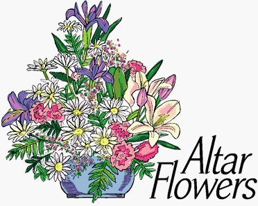 2012 Altar Flower Dates are Now Available!.