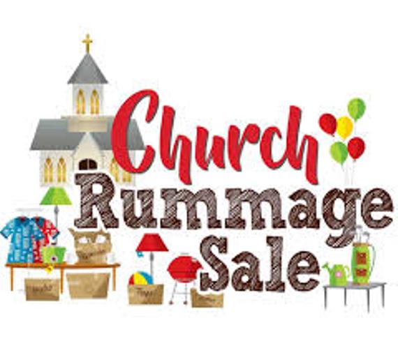 El Dorado Event: El Dorado Community Church Rummage Sale.