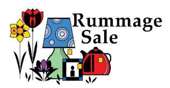 Free Rummage Sale Clipart.